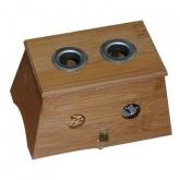 Aplicador de madeira 2 puros, Zen Long
