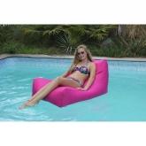 Poltrona Kiwi para piscina fúcsia