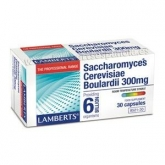 Saccharomyces Cerevisiae Boulardii Lamberts, 30 capsule