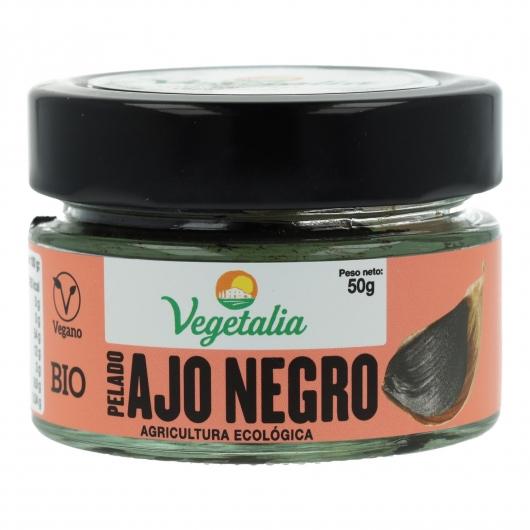 Aglio Nero pelato Vegetalia