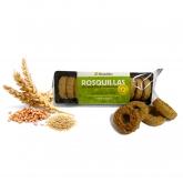 Ciambelline salate di avena e semi Bioandalus, 12 unitá
