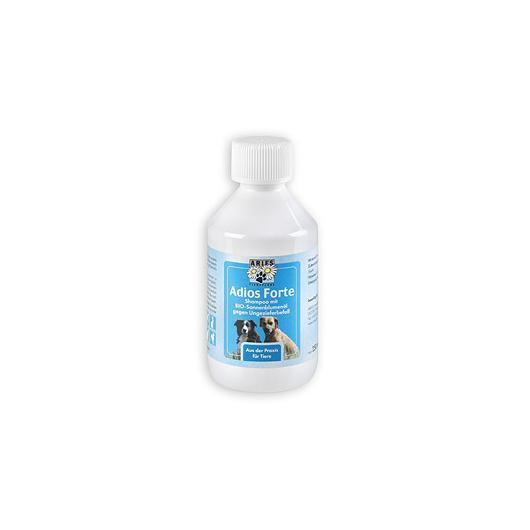 Shampoo Antiparassitario Adios Forte, 250ml