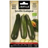 Black Beauty Marrow Organic Seeds