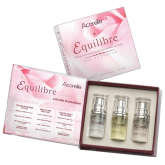 Set Eau De Parfum Equilibre Acorelle, 3 uds de 15 ml