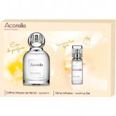 Set Eau de Parfum Neroli 50 ml + mini Eau de Parfum Neroli 15 ml, Acorelle