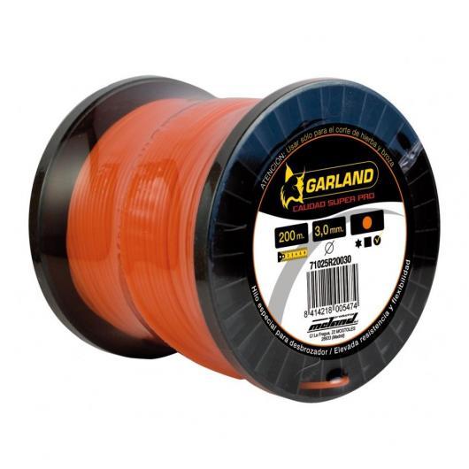 Bobine de fil de nylon 200 m 3 mm Garland