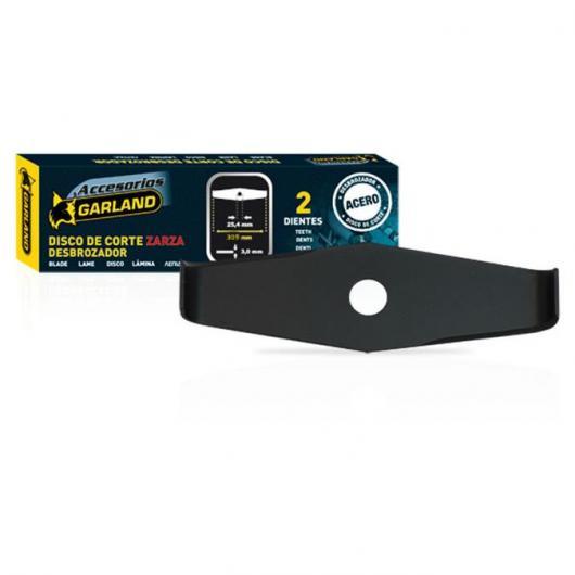 Disco de corte Garland Zarza de dos dientes 305mm