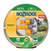 Mangueira Bateria Select SS Ø15mm15m Hozelock