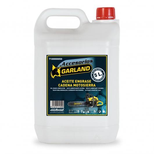 Bidón de aceite para cadenas 5L Garland
