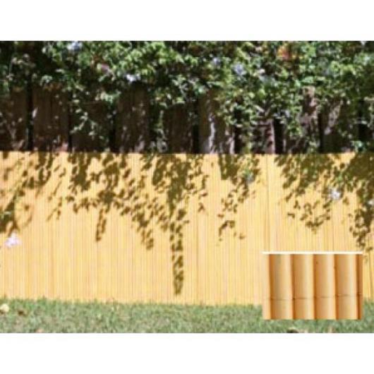 Canniccio di plastica ovale bambù Plasticane