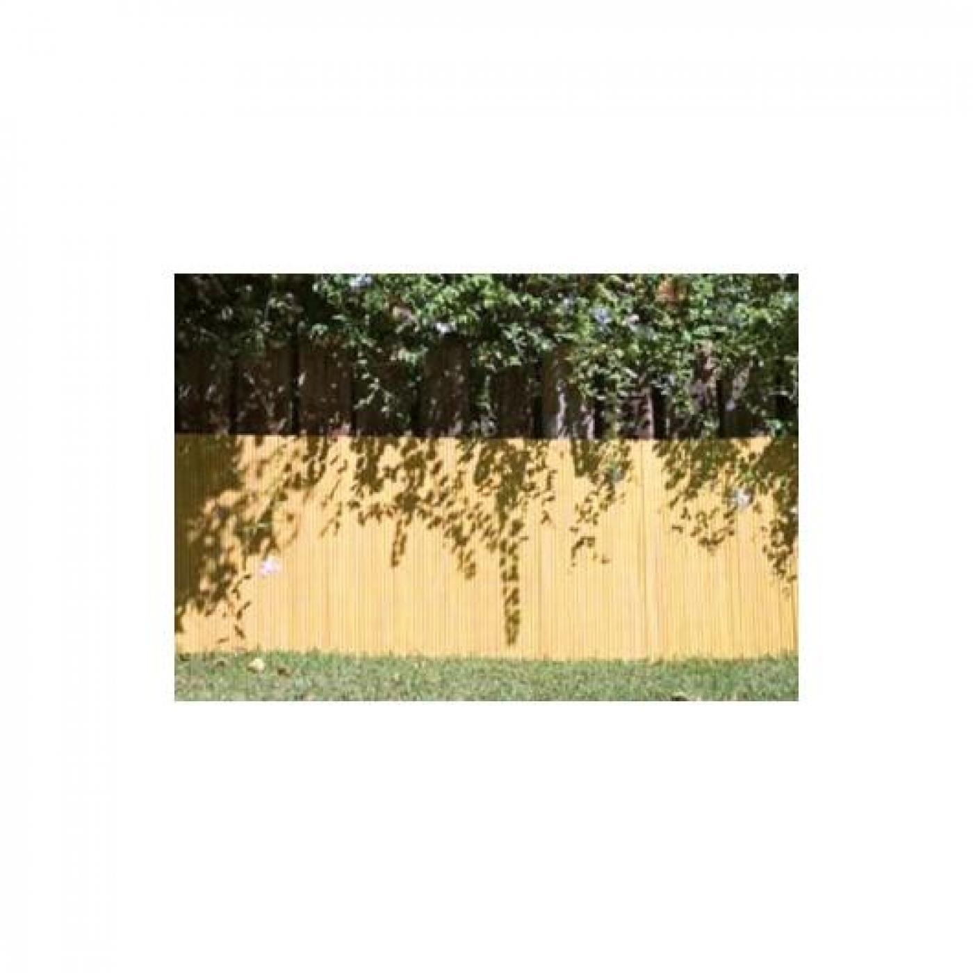 Ca izo pl stico oval bamb plasticane por 26 95 en - Canizo de bambu ...