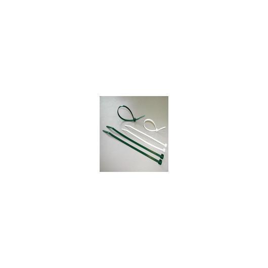 Fascette legatua verde Bridfix 50 unità