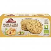 Biscotti di cereali con mandorle e alibicocche, Natursoy, 140