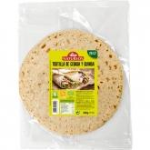 Tortilla di Orzo e Quinoa 4 ud, Natursoy, 280 g