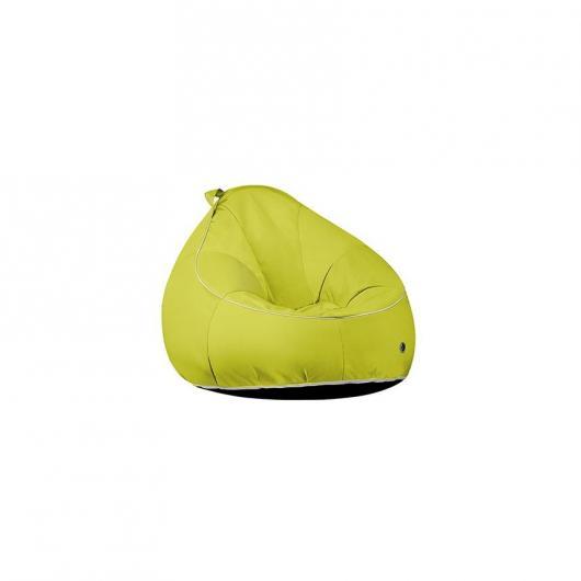 Pouf fauteuil extérieur vert AIR CONCEPT