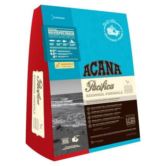 Croquettes sans céréales Pacifica ACANA 13 kg