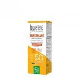 Protetor solar cara e zonas sensíveis SPF50, Bioregena, 40 ml
