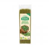 Spaghetti di piselli Biogra BIO, 250 g