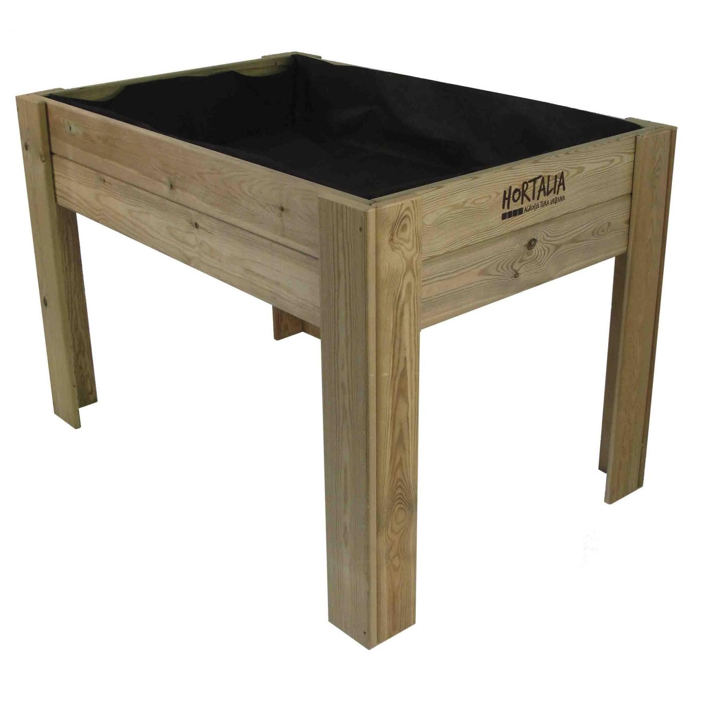Table de culture en bois modèle haut par 95,00 € sur Planeta Huerto -> Model De Table En Bois