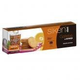 Biscotti di arancia Sikendiet, 15 unità