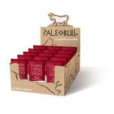 Scatola 15 barrette energetiche datteri, mandorle Reishi e cacao PaleoBull, 50 g