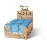 Scatola 15 barrette energetiche datteri, mandorle, Maca e cocco PaleoBull, 50 g