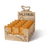 Scatola 15 barrette energetiche datteri, mandorle, Chai e arancia PaleoBull, 50 g