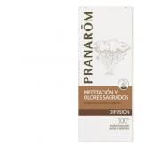 Meditação e Odores Sagrados Pranarôm, 30 ml