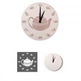 Kit relógio cozinha
