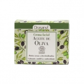 Crema viso all'oliva BIO Drasanvi, 50 ml
