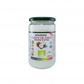 Olio extra vergine di cocco ecologioco Robis, 500 ml