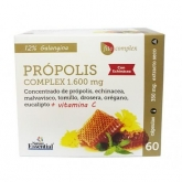 Propoli complex Nature Essential 1600 mg, 60 capsule