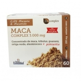 Maca complex Nature Essential 3000 mg, 60 capsule
