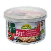 Paté de pimento vermelho e óleo girassol BIO, 125 g