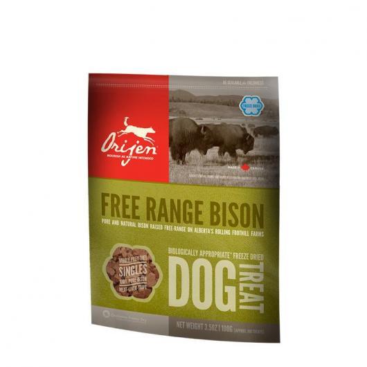 Snack Free Range Bison Orijen 56.7gr