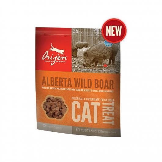 Snack Alberta Wild Boar Orijen 35 g