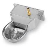 Bevitoio mini alluminio entrata verticale 0,36L