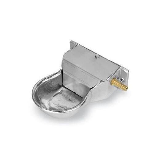 Mini fontaine en aluminium avec entrée horizontale 0,4 L