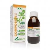 Composor 34 Flatusor Complex Soria Natural, 100 ml