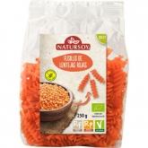 Fusilli di lenticchie rosse Natursoy, 250g