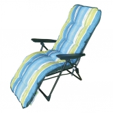 Cadeira multiposições acolchoada, Tabervall