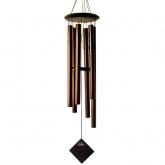 Clochette à vent Terre bronze