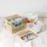 Kit para fazer queijos frescos artesanais