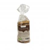 Biscotti di Avena Bio con Olio di Cocco, Cioccolato e Macadamia