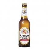 Cerveja de Milho-Miúdo Premium bio sem glúten, Schnitzer, 330ml
