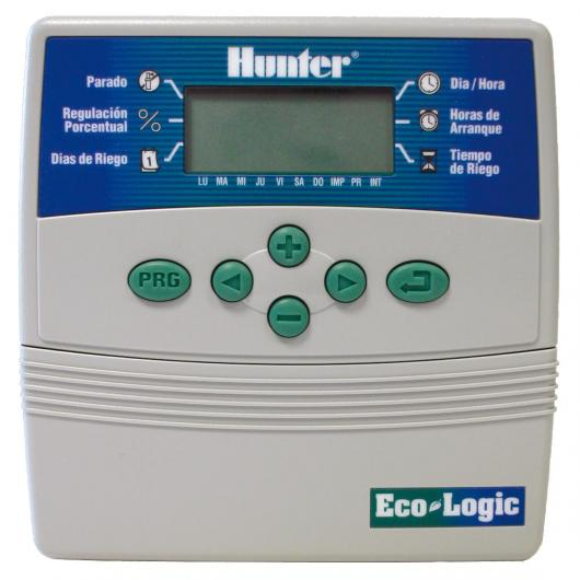 Programador Hunter Ecologic 6 zonas 3p/4r