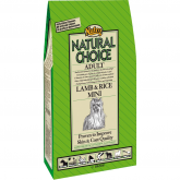 Nutro Natural Choice Adulto Agnello e Riso Mini