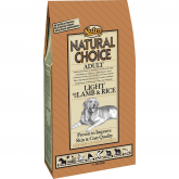Nutro Natural Choice Light Riso e Agnello