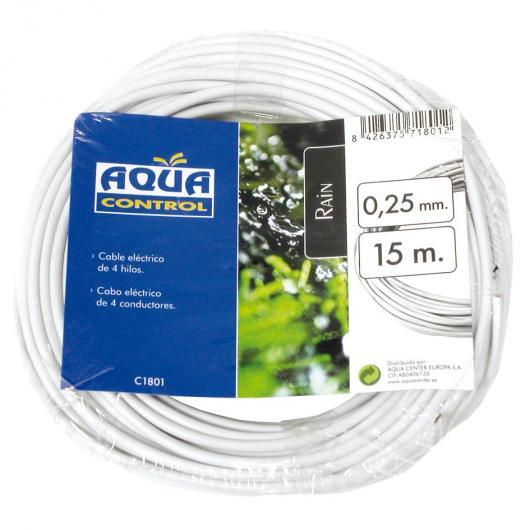Câble électrique à 4 fils
