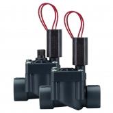 Elettrovalvola in PVC volume regolabile Hunter